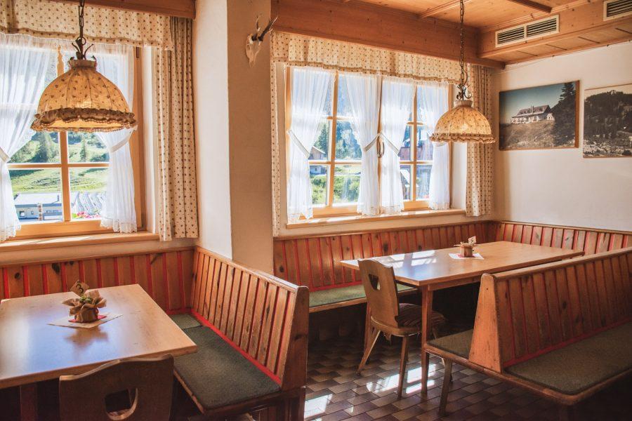 Schutzhaus Hochkar - Gastzimmer