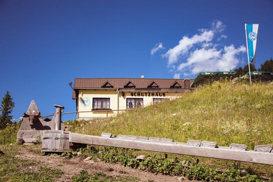 Schutzhaus Hochkar